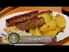 Hlavní jídla - YouTube Pork, Meat, Youtube, Kitchens, Drinks, Chef Recipes, Cooking, Kale Stir Fry, Pork Chops