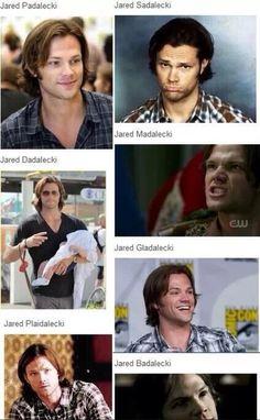 Jared!