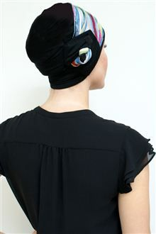 Stunning new autumn winter headwear for hair loss (during chemo or  alopecia) - 715705f8762