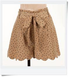 Caramel Sweetness Shorts