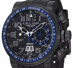 #Save 42% Mens #Graham Silverstone Stowe GMT Automatic Chronograph. Sale Price $6,685.99 http://ow.ly/ZKHY6