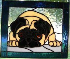 Stained Glass Pugs Bridgewater Nova Scotia image 4