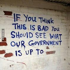 The most powerful words - Street art graffiti - The Words, Tag Street Art, Street Signs, Street Art Graffiti, Powerful Words, Decir No, Me Quotes, Grunge Quotes, Weird Quotes