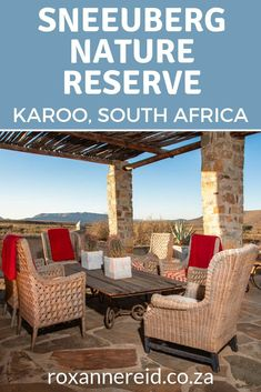 Find a Karoo tonic of solitude and tranquillity at the Kliphuis at Sneeuberg Nature Reserve near Nieu Bethesda. Kruger National Park, National Parks, All About Africa, Wildlife Safari, Open Fireplace, Slow Travel, Nature Reserve, Africa Travel, Heartland