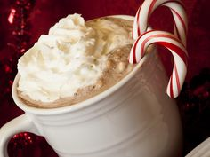 With the cool taste of peppermint, you can make any drink extraordinary, like Classic Peppermint Mocha from @International Delight #HolidayHelper