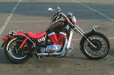 Concept Motorcycles, Cars And Motorcycles, Honda Shadow, Bobber Chopper, Dream Machine, Warhammer 40k, Troy, Motorbikes, Biker
