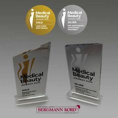 «Χρυσή» και «Ασημένια» Νέες διακρίσεις για τις Κλινικές Μαλλιών Bergmann Kord στα Medical Beauty Awards 2020! Συνεχόμενες Επιβραβεύσεις για την Ποιότητα Υπηρεσιών που απολαμβάνετε, καθημερινά, κοντά μας. Hair Clinic, Clinic Design, Beauty Awards, Spot Treatment, Gold Hair, Special Events, Medical, Silver, Medicine