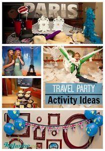 BEST TRAVEL PARTY ACTIVITIES
