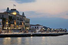 """Poseidonion Grand Hotel"" in Spetses"