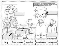 October Learning Calendar Template for Kids (Free