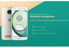 Lenovo Motorola Moto Z Play XT1635-03 Smartphone