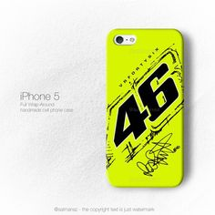 Valentino Rossi yellow army MotoGP Yamaha Movistar iPhone Case 3, 4, 5, 6 cover series #valentinorossi #vr46 #motogp #yamaha #movistar #yellowarmy #phonecase #iphonecase  TO BUY: Comment with your email address, and you'll receive a secure checkout link.  Price: $16.99 including domestic shipping. Options: [iPhone 3g, 3gs x20 / iPhone 4, 4s x20 / iPhone 5, 5s x20 / iPhone5c x20 / iPhone 6 x20 / iPhone 6 plus x20]. International Shipping: +$4.99.  Comment #subscribe + your email address to…