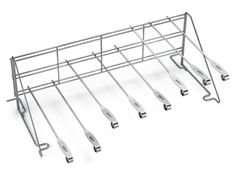 Weber Elevations Tiered Cooking System - Grill Rack and Skewer Set Grill Rack, I Grill, Cooking On The Grill, Barbacoa, Weber Genesis, Weber Gas Grills, Weber Spirit, Weber Grill, Grill Accessories