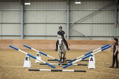 Help your horse shorten his stride, engage his core and tuck his hindquarters beneath him with two straightforward exercises using advice from dressage rider, Samantha Brown. Horse Exercises, Training Exercises, Types Of Horses, Riding Lessons, Equestrian Outfits, Equestrian Fashion, Equestrian Style, Show Jumping, Horse Training
