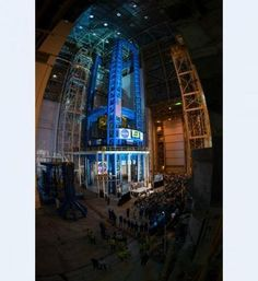 NASA unveils world's largest spacecraft welding tool for space launch system