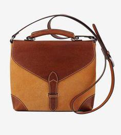 Schoolbag Style Messenger Bag