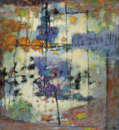 Rick Stevens - Spark Of Life, oil on canvas, 40 x 36