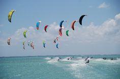 Kietval: Mauritius Kite Surfing carnival