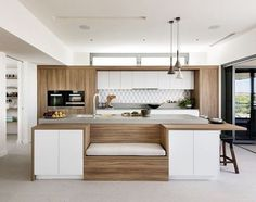Bringing a whole new meaning to the phrase kitchen bench. Location: North Fremantle | Link: http://hly.bz/f1tq3046MrB posted by homelyau