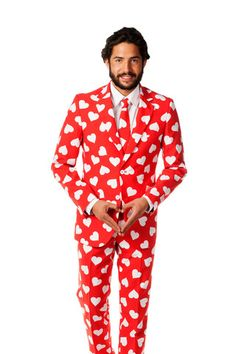 The Valentine's Day Seduction Suit