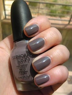 Sephora by OPI Metro Chic nail polish
