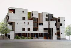 This New Apartment Building Trades Its Parking Spaces For Gardens | Co.Exist | ideas + impact