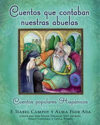Libro de cuentos en español de America Latina y España