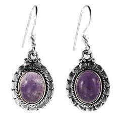 Cercei argint Agatatori cu Ametist Cod TRSE154 Agate, Pendant Necklace, Drop Earrings, Jewelry, Jewlery, Jewels, Jewerly, Jewelery, Drop Necklace