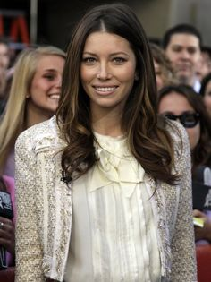 Jessica Biel uses Arbonne's amazing foundation! She could use anything and she chooses Arbonne! Yes!