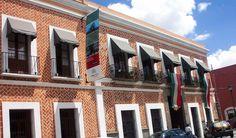 El Museo Amparo, ubicado en el Centro Histórico de Puebla de Zaragoza, es un espacio cultural contemporáneo creado en memoria de Amparo Rugarcía de Espinosa  #puebla #museo #turismo   Fuente: Wikipedia