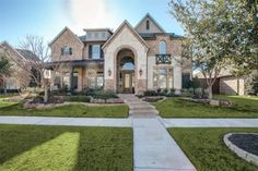 3269 Round Tree Frisco TX - Pearson Farms - Gorgeous Landmark built home with water views