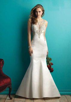 Allure Bridals 9252 Wedding Dress photo