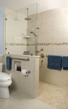 UNIVERSAL DESIGN BATHROOM | kitchen bath residential universal design meritorious the new bathroom ...
