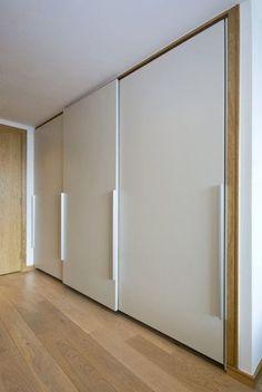 Bedroom Closet Design Built In Wardrobe Sliding Doors 41 Ideas Bedroom Closet Doors, Sliding Wardrobe Doors, Bedroom Cupboards, Wardrobe Closet, Wardrobe Storage, Bathroom Doors, Wardrobe Door Designs, Wardrobe Design Bedroom, Closet Designs