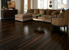 Dark is Lovely!!! Lumber Liquidators Morning Star Click Red Siegal Strand Click Bamboo