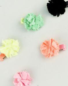 Flower HairPin www.kidsgotstyle.co.kr