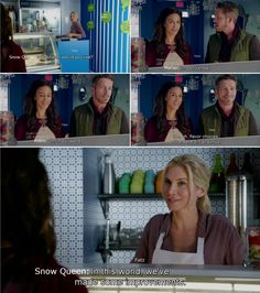 """Robin Hood, Marian and Dairy Queen - 6 * 3 """"Rocky Road"""""""