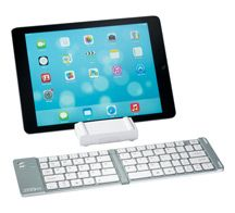 [7003-17] Zoom™ Gridlock Bluetooth Keyboard - Leed's Promotional Products