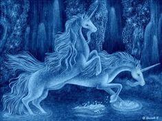 Elemental im a water unicorn
