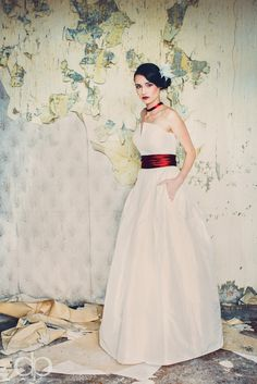 """""""Anouk"""" by Calesco Couture"""
