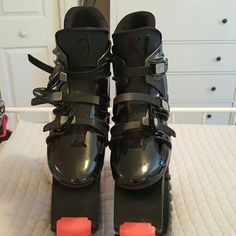 Kangoo jump boots KJ XR3 M Selling these exercise boots in new condition... Worn only twice! Other