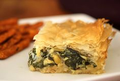 Winter Greens Pie Recipe : HGTV Gardens