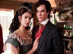 katherine the vampire diaries | The Vampire Diaries Katherine & Damon