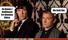 Hmmmm Edwardian Cumberbatch