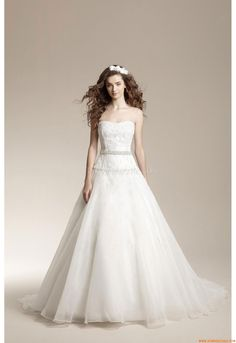 Robe de mariée Jasmine F151013 Collection 2013 - Spring 2013