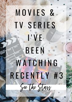 A TV and film review post for See The Stars, sharing what I've been watching recently. Talking about our current MCU marathon and watching new Netflix shows like Sweet Magnolias - a range of different shows and films of different genres and settings, see what I've been watching, here... New Netflix, Shows On Netflix, Sweet Magnolia, Film Review, Magnolias, Marathon, Movie Tv, Tv Series, Films