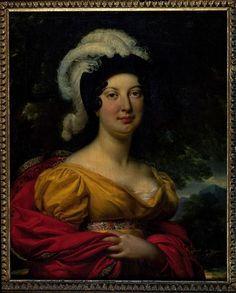 Portrait de la Maréchal Lannes
