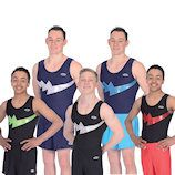 The Zone Storm Mens Gymnastics Leotard new for Spring 2014 collection in stock now at Dancemania