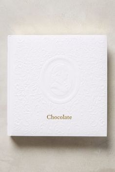 Laduree Chocolate Recipes Cookbook - Francophile gift guide by LaVieAnnRose
