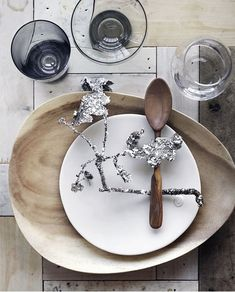 tableware from Bloomingville